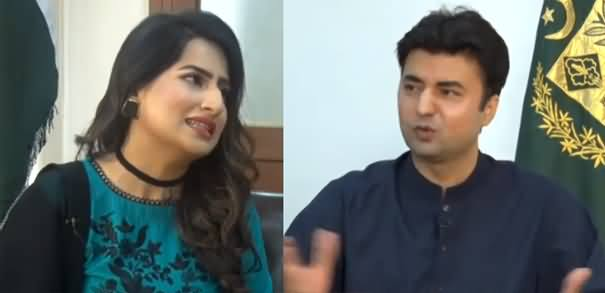 Power Show with Maleeha Hashmey (Exclusive Talk With Murad Saeed) - 19th September 2021