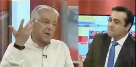 PPP Senators Ne Resignations Jama Karwa Kar Draame Bazi Ki - Khawaja Asif