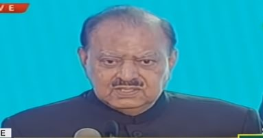President Mamnoon Hussain Speech in Independence Day Ceremony - 14th August 2018