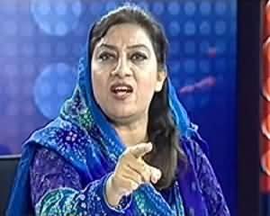 Prime Time By Rana Mubashir - 25th June 2013 (Sirf Musharraf Pe Article 6...Iddaro Pe Tasadam Ka Khatra)