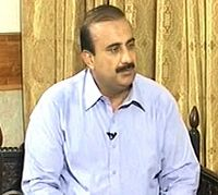 Prime Time By Rana Mubashir (Zamurd Khan Exclusive Interview) - 16th August 2013