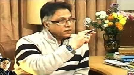 Prime Time (Hassan Nisar Exclusive Interview with Rana Mubashir) - 24th December 2013