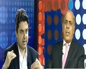 Prime Time with Rana Mubashir (Army Should Be Deployed In Karachi) - 28th August 2013
