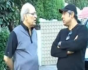 Prime Time With Rana Mubashir (Exclusive Interview With Mushahidullah Khan) - 18th October 2013