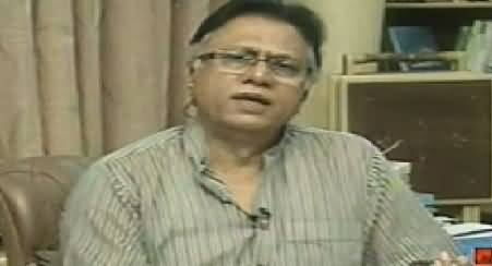 Prime Time With Rana Mubashir (Hassan Nisar Exclusive Interview) - 6th March 2014