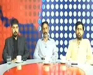 Prime Time with Rana Mubashir (MQM Operation Per Razi Bhi Aur Nahi Bhi) - 29th August 2013