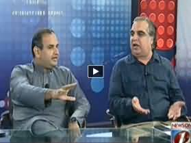 Prime Time with Rana Mubashir (NATO Supply Blockade) - 26th November 2013