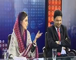 Prime Time With Rana Mubashir Part-1 (Bila Unwan!) - 9th October 2013
