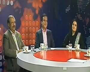 Prime Time With Rana Mubashir (Peace Talks, Will We Succeed?) - 12th February 2014