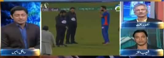 PSL Special (Peshawar Zalmi Vs Karachi) - 21st March 2018