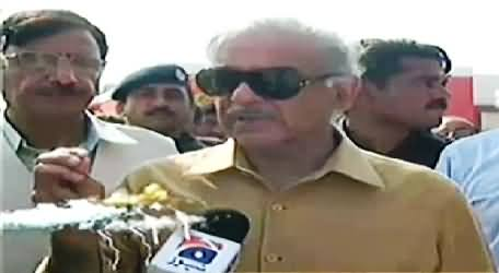 PTI And PAT Are Celebrating on the Troubles of Flood Victims - Shahbaz Sharif