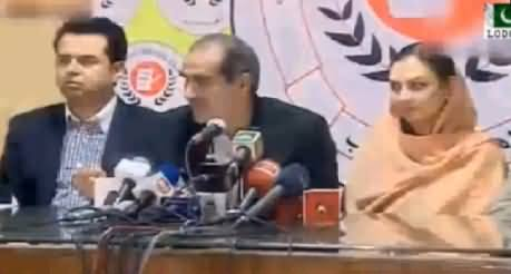 PTI Files Complaint in ECP Against Khawaja Saad Rafique For Contempt of Court