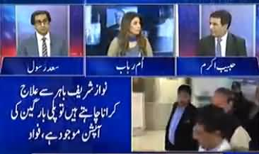 PTI Govt Is Under Pressure Regarding Nawaz Sharif's Treatment - Habib Akram