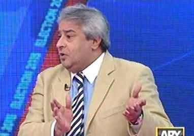 PTI Has Emerged As Second Largest Political Force in Karachi - Amir Mateen