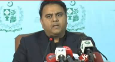 PTI Information Minister Fawad Chaudhry Press Conference - 20th December 2018