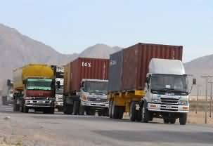 PTI is considering to stop NATO supply routes in Punjab and Balochistan