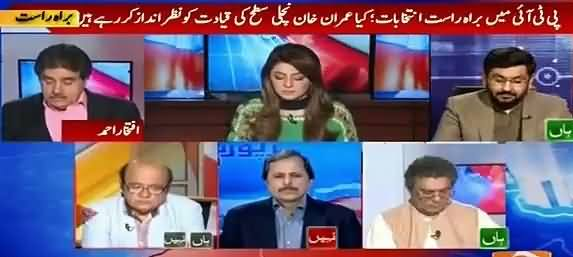 PTI Is Only Party Who Is Conducting Intra-Party Election - Iftikhar Ahmad