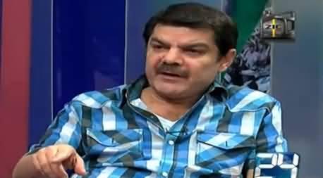 PTI Ke Dharno Ne Pakistan Ko Kya Faida Pahunchaya - Listen From Mubashir Luqman