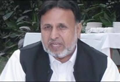 PTI Mehmood ur Rasheed May be dismissed as Opposition Leader after Land Scam