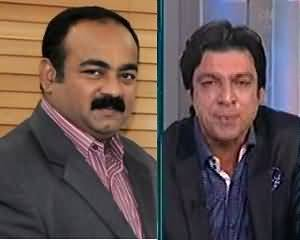 PTI Member Exposed MQM, Why MQM Calls For Army in Karachi, Consipracy of MQM Exposed