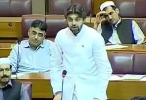 PTI MNA Engineer Ali Muhammad Khan Speech in National Assembly on IMF Loan