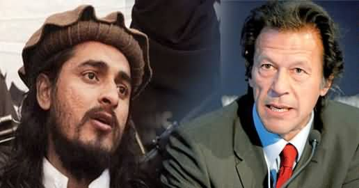 PTI Phobia: Dawn News Says Hakimullah Mehsud was a PTI Leader