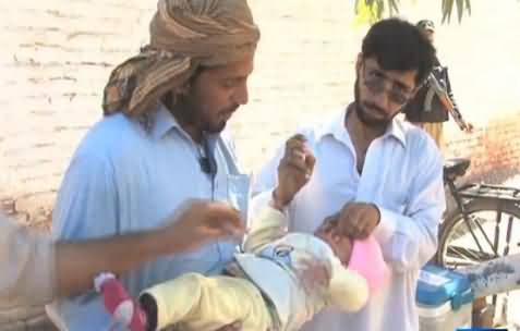 PTI Sehat Ka Insaf Campaign 9th Phase: 7.5 Lac Children Vaccinated in KPK