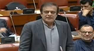 PTI Senator Shibli Faraz Speech in Senate - 15th November 2019