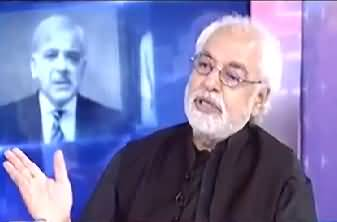 Ayaz Amir's Comments on PTI's Campaign To Replace Opposition Leader