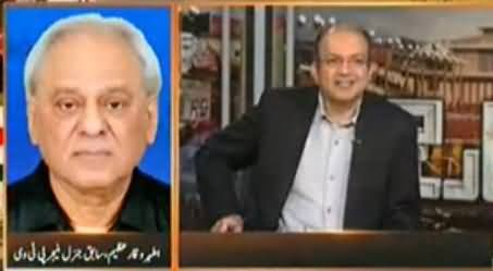 PTV Attack Seems Inside Job, Ex MD PTV Raising Serious Questions on PTV Attack Incident