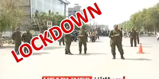 Punjab Govt Decides To Impose Complete Lockdown From 8th May To 16th May