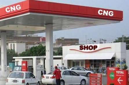 Punjab Govt Decides to Shut Down CNG Stations For Four Months
