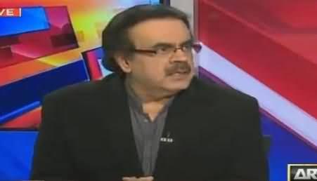 Punjab Mein Ehtisab Shuru Huwa To Dent Kis Ko Pare Ga - Dr. Shahid Masood Telling