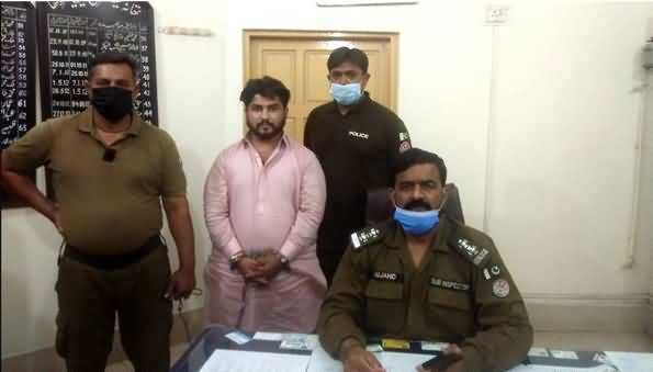 Punjab Police Arrest The Guy on Eve Teasing After His Video Went Viral