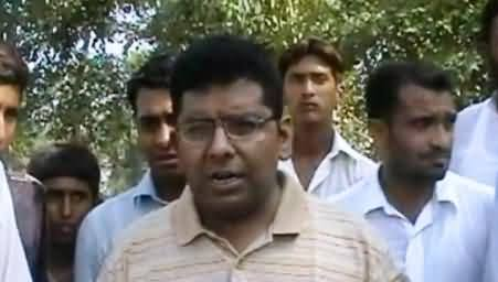 Punjab Police Arrests Flood Victims in Sargodha on Chanting Go Nawaz Go