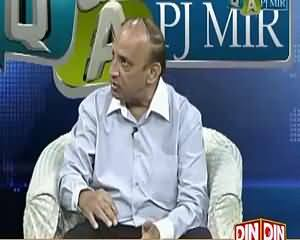 Q & A with PJ Mir (Asif Hashmi Exclusive Interview) – 30th July 2015