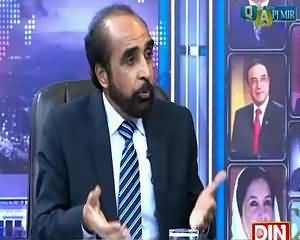 Q & A with Pj Mir (Asif Zardari Isolated) – 18th june 2015