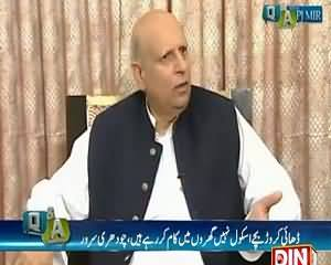 Q & A with Pj Mir (Chaudhry Sarwar Exclusive Interview) – 30th June 2015