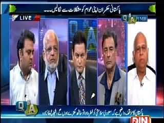 Q & A with PJ Mir (Govt Should Resolve Public Issues) – 15th March 2015