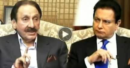 Q&A With PJ Mir (Iftikhar Chaudhry Exclusive Interview) - 11th May 2018