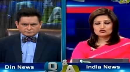 Q & A with PJ Mir (Indian Foreign Minister Visit to Pakistan) – 2nd March 2015