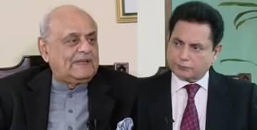 Q&A with PJ Mir (Interior Minister Brigadier (R) Ijaz Shah Interview) - 19th January 2020