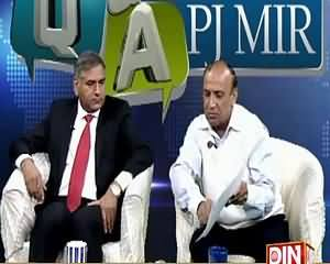 Q & A with Pj Mir (Is Current Democracy Delivering?) – 23rd July 2015