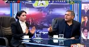 Q & A with PJ Mir (Kya Imran Khan Ka Daura e Karachi Kaamyab Hoga) – 8th March 2015