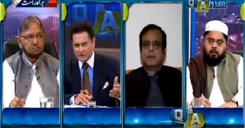 Q & A with PJ Mir (Kya Judicial Commission Se Dharne Nahi Honge?) – 26th March 2015