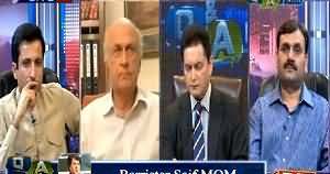 Q & A with PJ Mir (NA-246 By-Election: Vote Counting) – 23rd March 2015