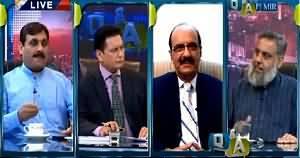 Q & A with PJ Mir (NA-246, PTI Ya MQM, Kaun Jeete Ga?) – 9th March 2015
