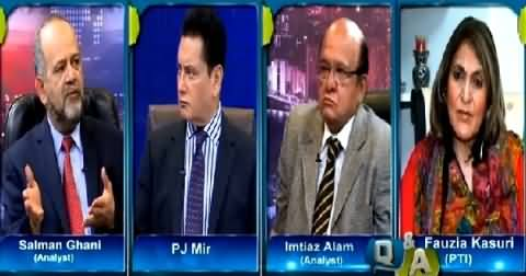 Q & A with PJ Mir (Operation Against Terrorism) – 24th February 2015