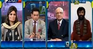 Q & A with PJ Mir (Political Activities For Senate Chairman) – 9th March 2015
