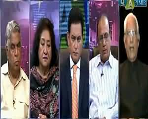 Q & A with Pj Mir (PPP Confused on Asif Zardari's Statement) – 25th June 2015